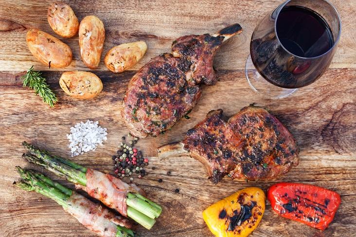Argentiinalaisia punaviinejä grilliruoalle Malbec day