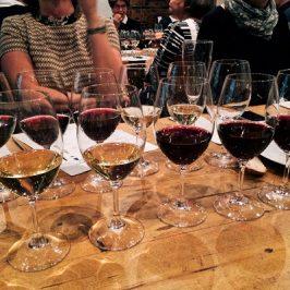 Itävaltalaisia ja kreikkalaisia viinejä, osin luonnollisesti ja naturaalistikin