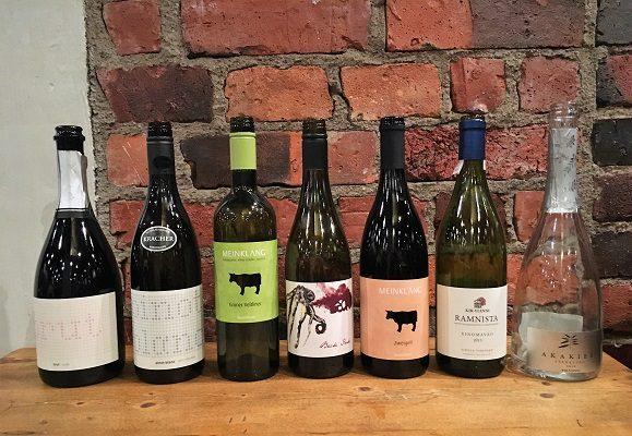 Vindirekt viinitasting St Wine and Friends Itävalta Kreikka