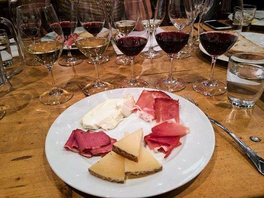 Vindirekt viinitasting St Wine and Friends viinikerho