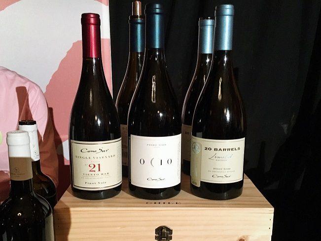 Grand Vin 2017 Cono Sur pinot noir