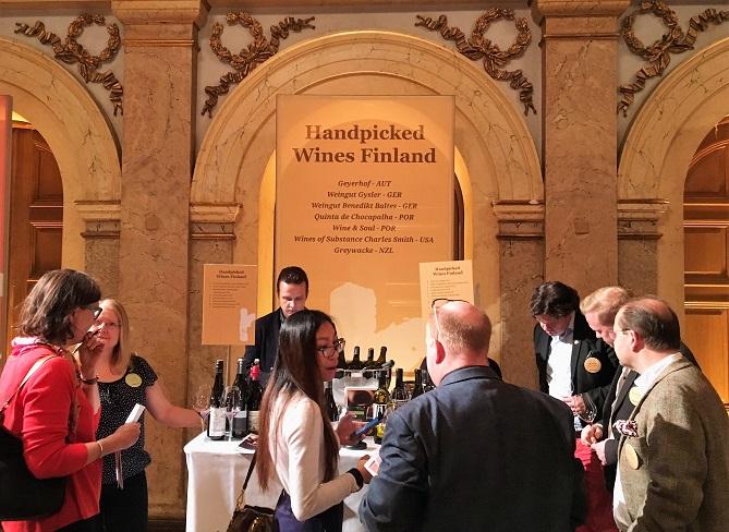 Grand Vin Helsinki 2017 Wine of Substance Charles Smith