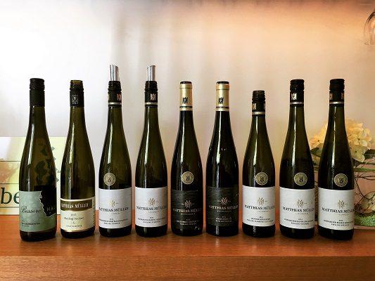 Saksan viinimatka Rhein Matthias Muller St Wine and Friends viinikerho