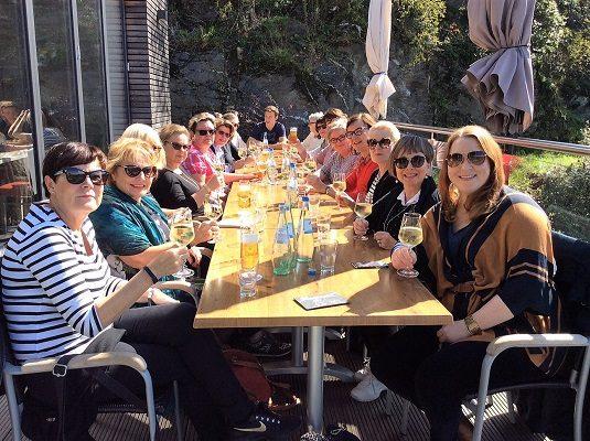 Saksan viinimatka St Wine and Friends viinikerho