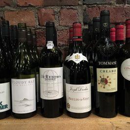 Ja viinikerhon valinnat vuoden viineiksi ovat…