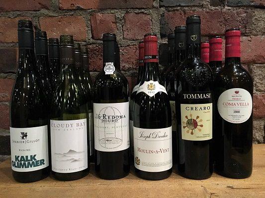 Viinilehden vuoden viinit 2017 ehdokkaat tasting St wine and friends viinikerho