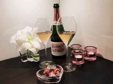 Viinileidien lasissa nyt… La Vida al Camp Rosé Cava Brut kuohuviini