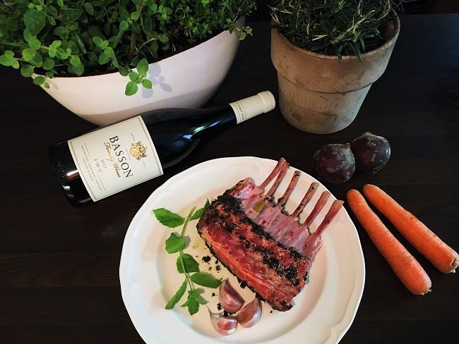 Viinileidien lasissa nyt Basson SMG 2015 punaviini