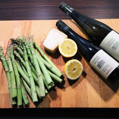 Viinileidien lasissa nyt Domäne Wachaun valkoviinit
