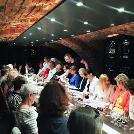 St Wine and Friends tasting Muru Wines Samuil Angelov Timo Linnanmaki