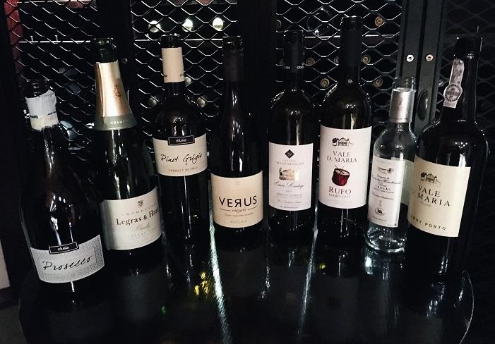 St Wine and Friends viinitasting Muru Wines viinit