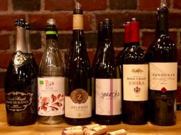 Bulgaria viinitasting St Wine and Friends viinikerho