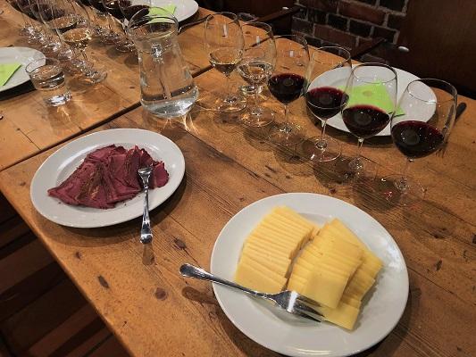 Tastingissä nyt pirkka viinit ruoka